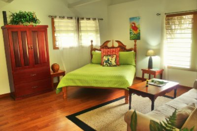 Parrot\'s Nest Room (Inside Duplex Casita) 11 of 31