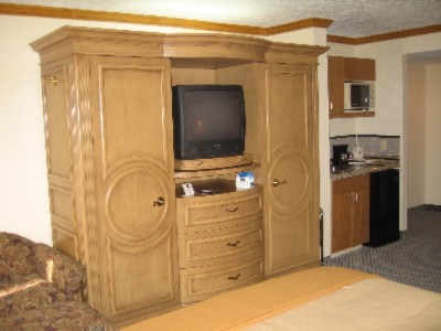 View Of Suite & Armoire 4 of 6
