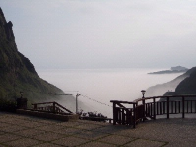 At The Villa You Could Appreciate The Beautiful Cloud Sea Is Surged Between Mountains & Sea. 7 of 31