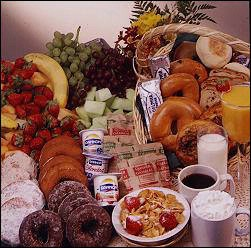 Continental Breakfast 6 of 27