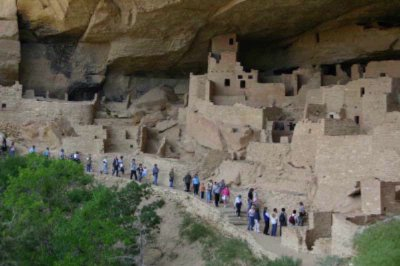 Ancestral Puebloan Cliff Dwelling 13 of 16