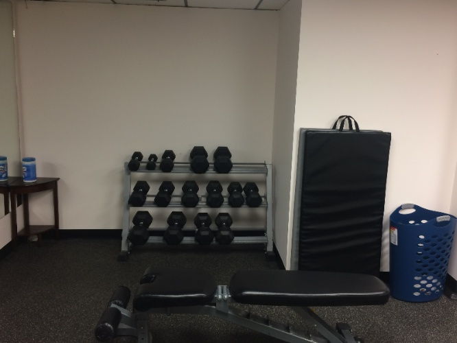 Fitness Centre 8 of 14