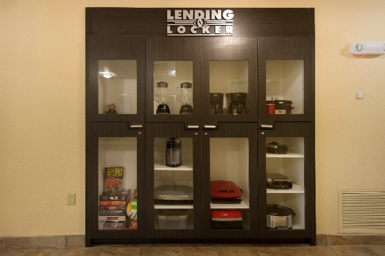 Lending Locker 12 of 13