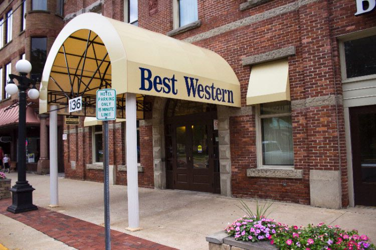 Best Western Park Hotel 1 of 29