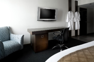 Deluxe Room Has A Flat Screen Tv 4 of 16