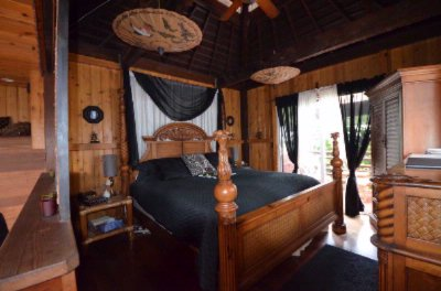 Master Bedroom Bali House 4 of 16