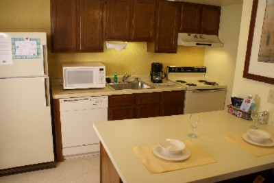 All Rooms Offer Fully Equipped Kitchens 8 of 11
