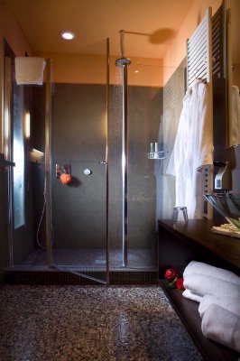 Suite Double-Sized Shower 3 of 15
