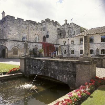 Image of Hazlewood Castle