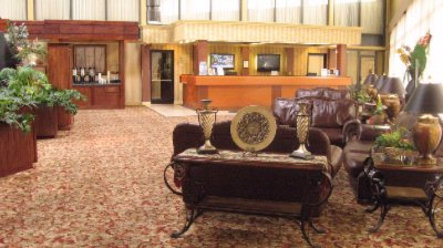 Our Spacious Lobby Where You\'ll Get A Friendly Welcome 12 of 12