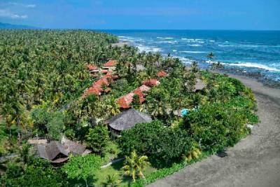 Puri Dajuma Cottages Beach Eco Resort & Spa 1 of 16