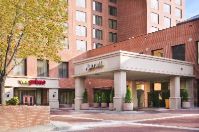 Marriott Exterior 4 of 12
