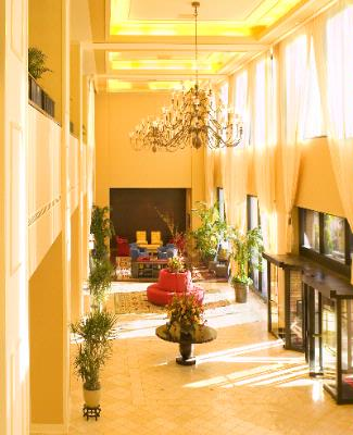 Marriott Lobby 5 of 12