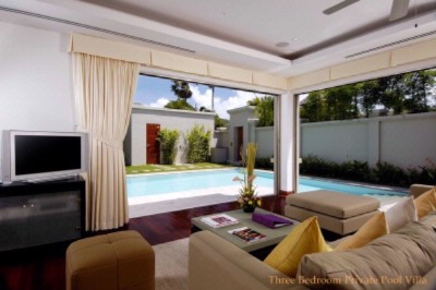 3 Bedroom Private Pool Villa 10 of 16