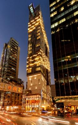 Hotel Indigo Hong Kong Island 246 Queens Rd East