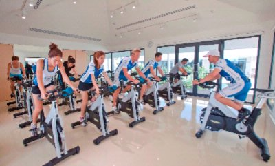 Spinning Class 15 of 16