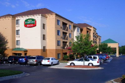Image of Courtyard by Marriott Hanes Mall