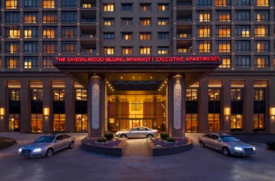 The Sandalwood Beijing Marriott Executive Apartmen