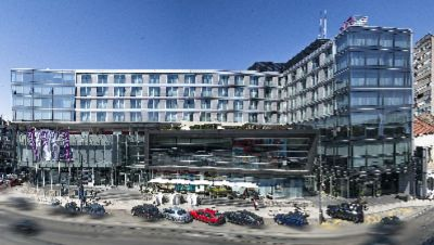Zira Hotel Belgrade 1 of 24