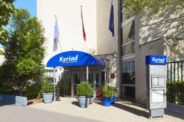 Hotel Kyriad St Ouen