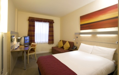 Express By Holiday Inn Dublin Airport Bedroom 6 of 8