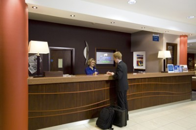 Express By Holiday Inn Dublin Airport Reception 7 of 8