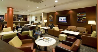 Express By Holiday Inn Dublin Airport Lobby Bar 8 of 8
