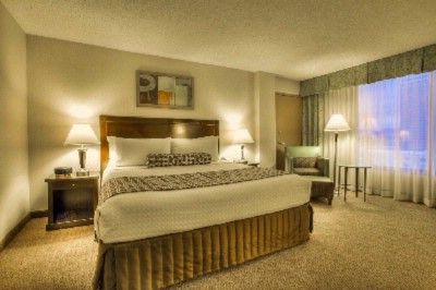 Crowne Plaza Denver Downtown Executive King Room 3 of 10