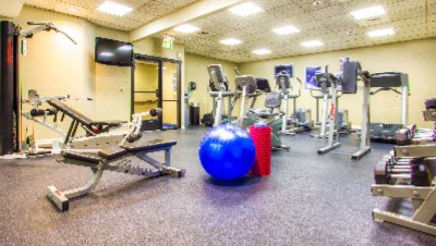 Crowne Plaza Denver Downtown Fitness Center 4 of 10
