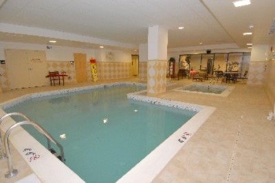 Take A Refreshing Dip In Our Indoor Pool Or Soak The Day Away In Our Whirlpool. 5 of 10