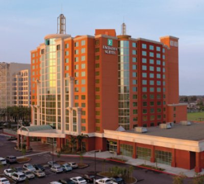 Embassy Suites Hotel Anaheim South 1 of 3