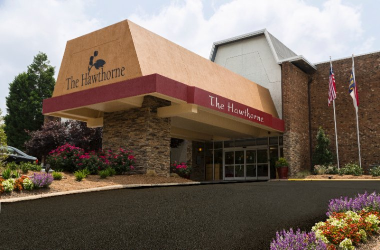 The Hawthorne Inn & Conference Center 1 of 19