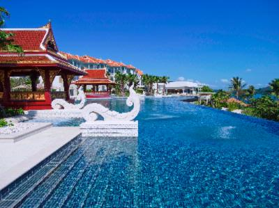 Amatara Wellness Resort_outdoor Pool Overlooking The Andaman Sea 4 of 24