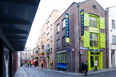 Barnacles Temple Bar House Hostel 1 of 8