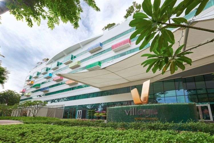 Village Hotel Changi 1 of 31