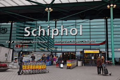 Airport Schiphol Is Not Far Away 4 of 27