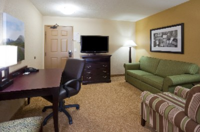 King Executive Suite 5 of 8