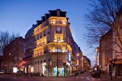 Hotel Champs Elysees Friedland 1 of 12
