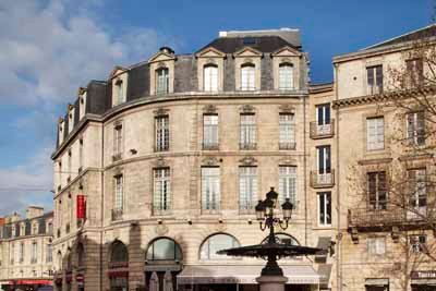 Coeur De City Hotel Bordeaux Clemenceau 1 of 10