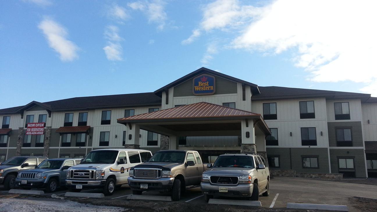 Best Western Shelby Inn & Suites 1 of 6