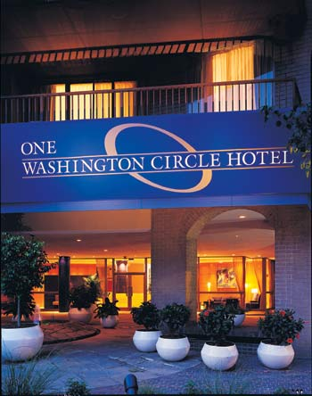 One Washington Circle Hotel 1 of 10