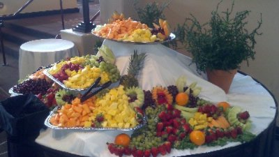 Catering Display For Function 6 of 11