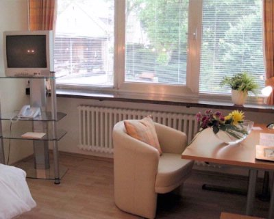 Single Room With Garden View/einzelzimmer Zum Garten 4 of 22