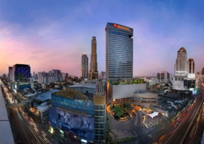 Amari Watergate Bangkok 1 of 16