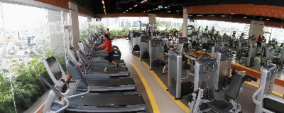 Fit Centre With Extensive Precor Equipment 11 of 16