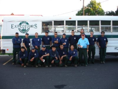 Alaska Wildland Firefighters 16 of 18