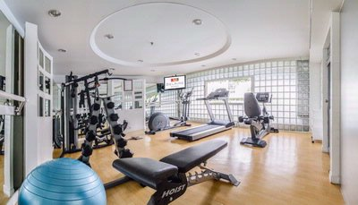 Belaire Bangkok -Fitness 11 of 11