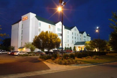 Image of Hampton Inn & Suites Pineville