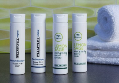 Featuring Paul Mitchell Hair Amenities In All Suites 13 of 13