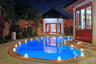 Pool At Night 9 of 16